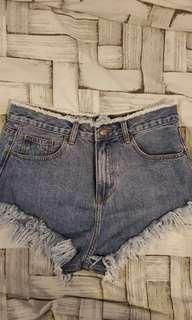Glassons denim shorts!