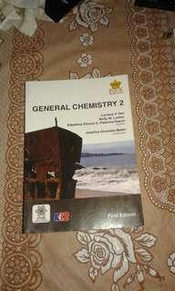 General Chemistry 2 (Grade 12 STEM)