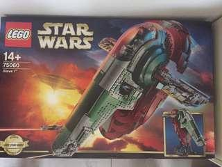 Lego Star Wars Slave 1 Ultimate Collector Series