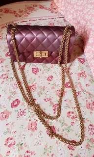 Jelly sling bag