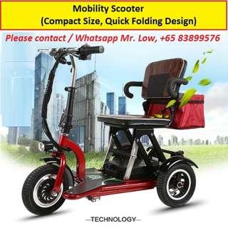 Mobility Scooter / Wheel Chair