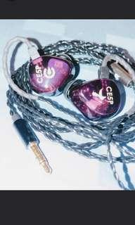 Cosmic Ears CE5P Universal IEMS