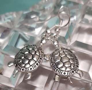 REDUCED🐢NEW🐢 Handmade turtle earrings