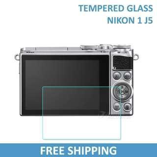 Nikon 1 J5 Tempered Glass Screen Protector