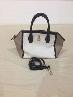 Guaranteed authentic Furla two way bag