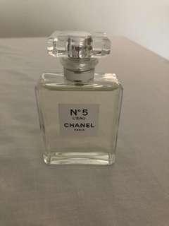 Chanel perfume 割