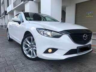 Mazda 6 Skyactiv 2.5