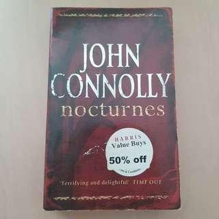 NOCTURNES by John Connolly (novel fiction book)
