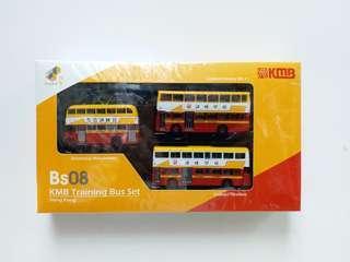 微影巴士模型-訓練學校巴士