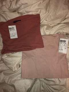 BNWT Brandy Melville Tube Top