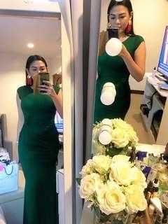 Maxi day dress