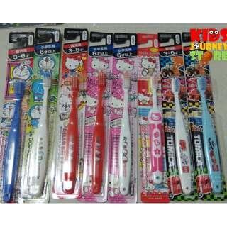 🇯🇵日本進口🇯🇵  日本製兒童牙擦😬