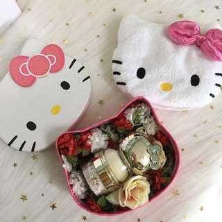 🆓Postage!!!🆕Authentic Sanrio Hello Kitty Loose Powder + Freebies
