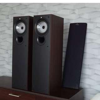 KEF Q35 For Sale (made in Europe) prestine condition