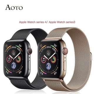 Brand new colour instock - Apple Iwatch Mialnese strap series 1 2 3 4