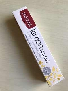Red Seal (Lemon SLS free) toothpaste牙膏