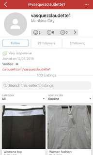 ‼️ BOGUS BUYER // JOY RESERVER ALERT