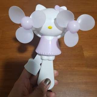 Hello Kitty HandHeld Fan (no need battery)