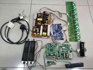 Tv board LG 37LC7R-TS