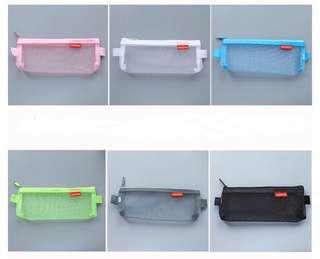 Mesh Pencil Case