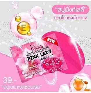 Pink Lady Soap