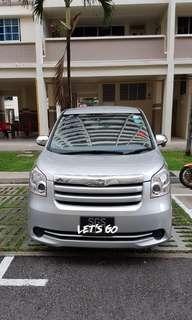 PHV For Rent - Toyota Noah 2.0A MPV (Non Hybrid)