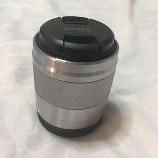 sony sel50f18 lens for e mount (aps-c), 50mm focal length