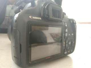 Canon Rebel T3 (1100D)