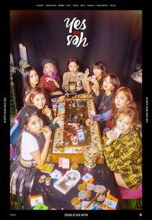 Twice - Yes or Yes Group Order