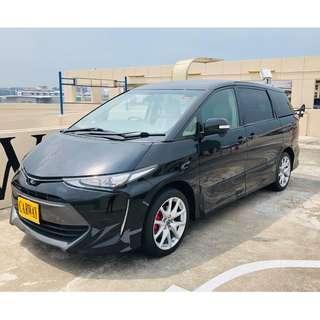 Toyota Estima (Facelift, 8 seater)