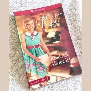 American Girl Read All About It!: A Kit Classic 1