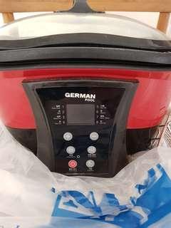 German pool multifunction cooking pot