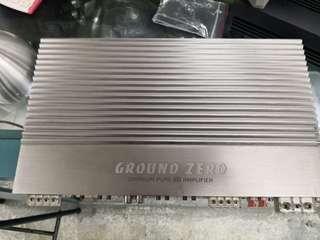 ground zero amplifier uranium gzua 4.150sq