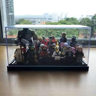 Lego Minifigures Display Case