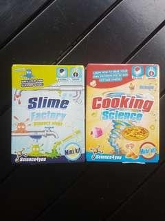 Slime Factory Mini Kit Science4you