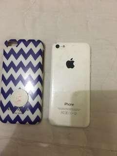 Iphone 5c batangan