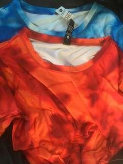 Lululemon dri fit shirt