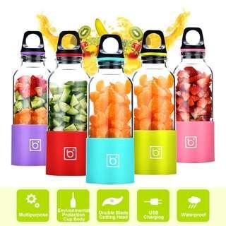 Bingo Mixer Bottle Automatic Fruit Juicer Blender Protein Shaker My Juice Maker Bottle For Smoothies
