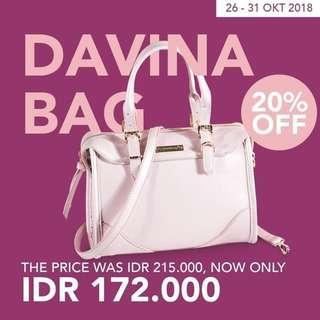 PROMO DAVINA BAG