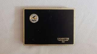 比利時航空復古鐵煙盒 Sabena Airlines Vintage Cigarette Tin Box
