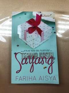 Terima kasih sayang by Fariha Aisya