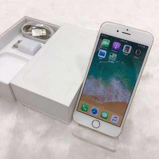 iPhone 6 32g gold with good condition and charger