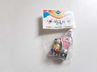 Korea gunting kuku