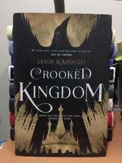 Crooked Kingdom HB