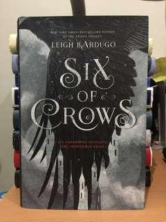 Six of Crows HB