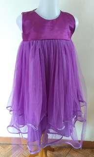 Dress anak simple