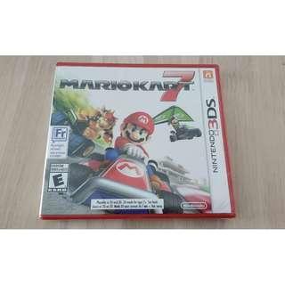 Mario Kart 7 (US) Nintendo 3DS NEW SEALED