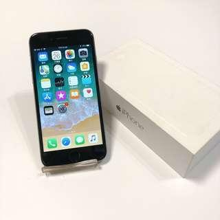 iPhone 6 16g gray good functionality with charge no headphones