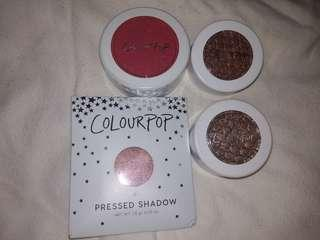 Colourpop Super Shock Cheek and Eyeshadow bundle LAST PRICE