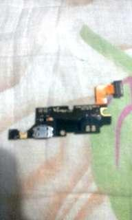 (Charging port smsung note 1)original charging port.